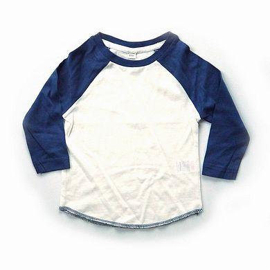 Baby Superstar T-Shirt (blau)