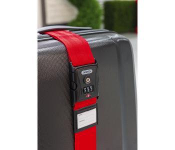 ABUS 620TSA/192 Kofferband schwarz
