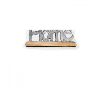 Dekoaufsteller Home