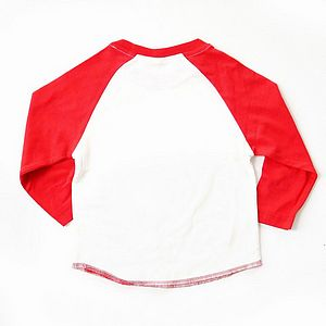 Baby Superstar T-Shirt (rot)