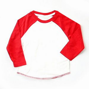 Baby Superstar T-Shirt (rot)
