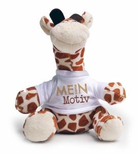 Kuscheltier Giraffe Lukas